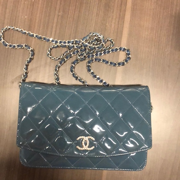 93927794405a CHANEL Bags | Patent Leather Woc | Poshmark
